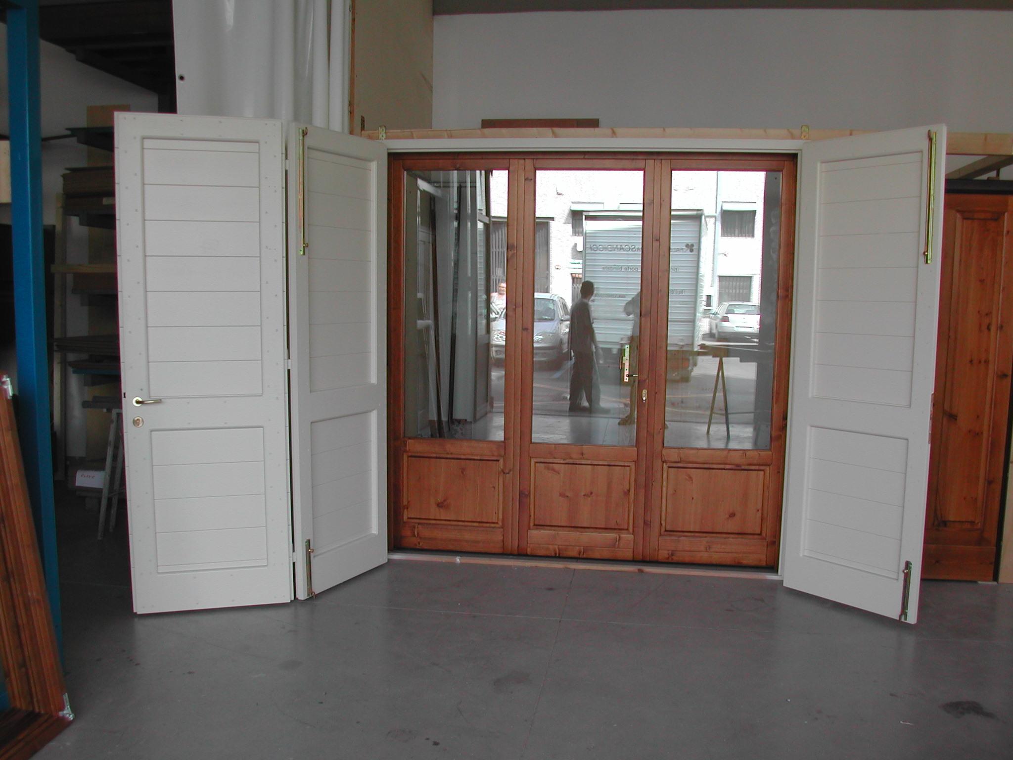 Finestre portfolios falegnameria dal 1972 falegnameria - Finestra a 2 ante ...